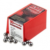Пули Hornady Round Ball Muzzleloader 44Cal (100 шт.)